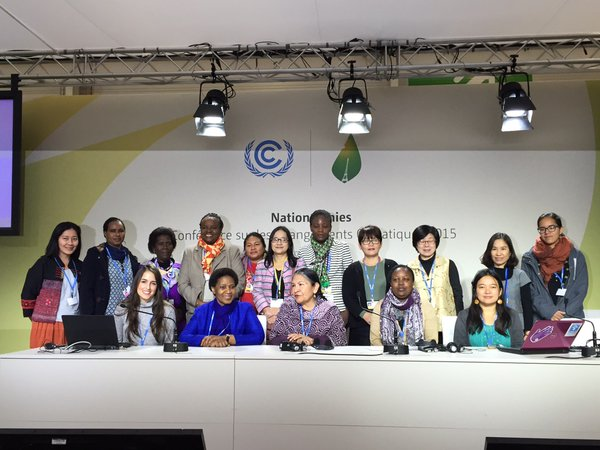 Indigenous Day COP21
