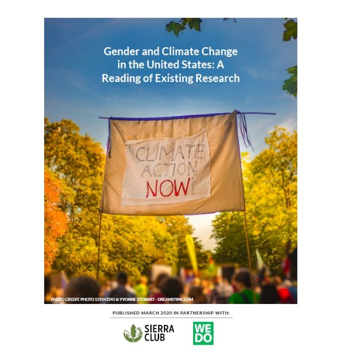 How Research on Gender Will Help Us Craft Climate Justice Policy